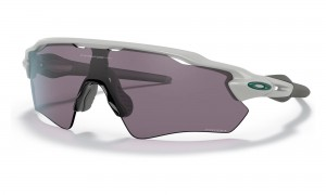 Okulary Oakley Radar EV Path Matte Cool Grey Prizm Grey OO9208-B9