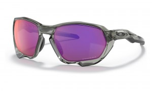 Okulary Oakley Plazma Grey Ink Prizm Road OO9019-03