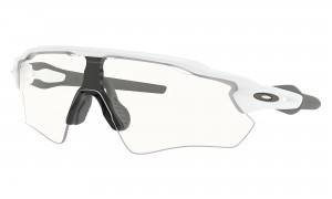 Okulary Oakley Radar EV Path Polished White Clear OO9208-C1
