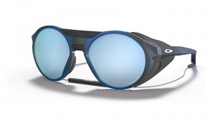 Okulary Oakley Clifden Matte Translucent Blue Prizm DEEP H2O Polarized OO9440-05