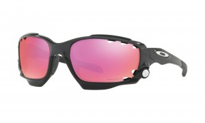 Okulary Oakley Racing Jacket Carbon Prizm Trail & Grey OO9171-3862
