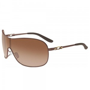 Okulary Oakley Collected Polished Chocolate/Dark Brown Gradient OO4078-03