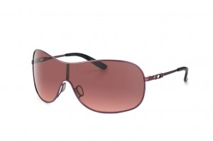 Okulary Oakley Collected Purple Orchidea/G40 Black Gradient OO4078-06
