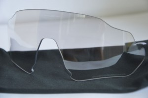 Szyba Oakley Flight Jacket Clear Black Iridium Photochromic 102-899-019