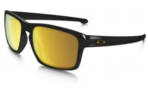 Okulary Oakley Sliver Polished Black/24K Iridium OO9262-05