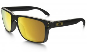 Okulary Oakley Holbrook Shaun White Series Polished Black 24K Iridium OO9102-08