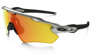 Okulary Oakley Radar EV Path Silver/Fire Iridium OO9208-02