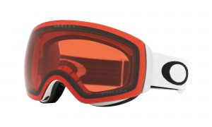 Gogle Oakley Flight Deck XM Matte White Prizm Snow Rose OO7064-02