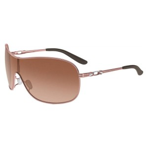 Okulary Oakley Collected Rose Gold/VR50 Brown Gradient OO4078-02