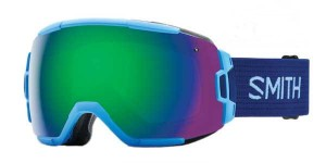 Gogle Smith VICE BLUE GREEN SOL-X MIRROR