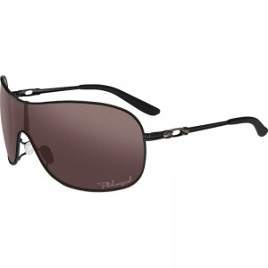 Okulary Oakley Collected Metallic Black/OO Black Polarized OO4078-08