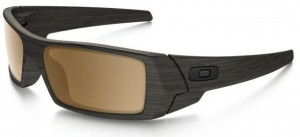 Okulary Oakley Gascan Woodgrain Tungsten Iridium Polarized OO9014-07