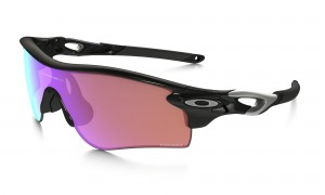 Okulary Oakley Radarlock Path Polished Black/Prizm Golf + Slate Iridium OO9181-42