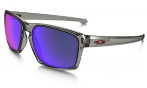 Okulary Oakley Sliver Grey Smoke Red Iridium Polarized OO9262-11