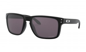 Okulary Oakley Holbrook XL Matte Black Prizm Grey OO9417-22