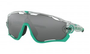 Okulary Oakley Jawbreaker Crystal Pop Clear Prizm Black OO9290-38