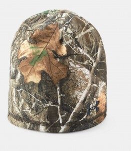 Czapka Under Armour Reversible 2.0 Beanie Camo 1300468-991
