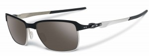 Okulary Oakley Tinfoil Matte Black/Warm Grey OO4083-01