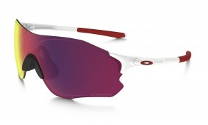 Okulary Oakley EVZero Path Matte White Prizm Road OO9308-06