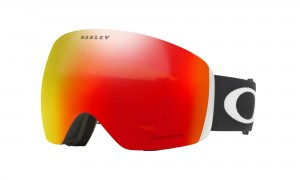 Gogle Oakley Flight Deck Matte Black Prizm Snow Torch OO7050-33