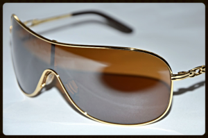 Okulary Oakley Collected Polished Gold/Tungsten Iridium OO4078-01