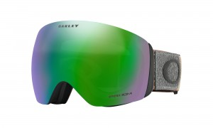 Gogle Oakley Flight Deck HARLAUT MAD X IRON DUNE PRIZM JADE IRIDIUM OO7050-56