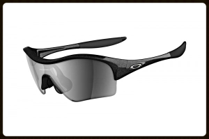 Okulary Oakley Enduring Edge Metallic Black/Black Iridium 09-808