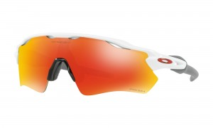 Okulary Oakley Radar EV Path Polished White Prizm Ruby OO9208-72