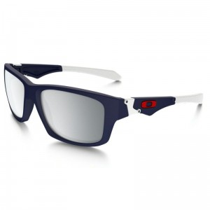 Okulary Oakley Jupiter Squared Matte Navy Chrome Iridium OO9135-02