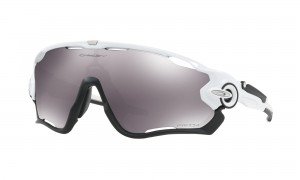 Okulary Oakley Jawbreaker Polished White Prizm Black Iridium OO9290-29