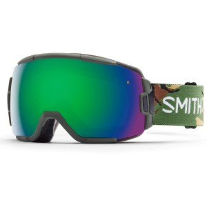 Gogle Smith VICE DISRUPTION GREEN SOL-X MIRROR