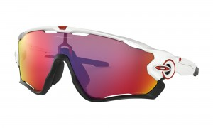 Okulary Oakley Jawbreaker Polished White Prizm Road OO9290-05