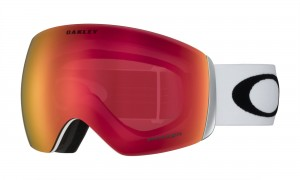 Gogle Oakley Flight Deck Matte White Prizm Torch OO7050-35