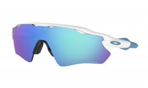 Okulary Oakley Radar EV Path Polished White Prizm Sapphire Iridium OO9208-57