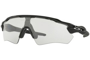 Okulary Oakley Radar EV Path Polished Black Clear Black Iridium Photochromic OO9208-45