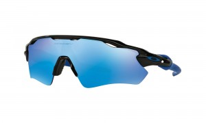 Okulary Oakley Radar EV Path Polished Black Sapphire Iridium OO9208-20