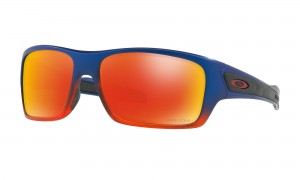Okulary Oakley Turbine Orange Pop Prizm Ruby OO9263-4463