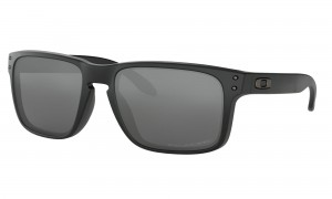 Okulary Oakley Holbrook Matte Black Black Iridium Polarized OO9102-62