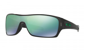 Okulary Oakley TURBINE ROTOR Black Ink Jade Iridium OO9307-04