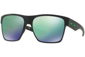 Okulary Oakley TwoFace XL Matte Black Jade Iridium OO9350-08