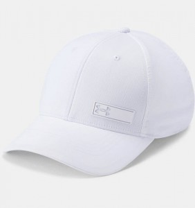 Under Armour Threadborne Train Cap czapka z daszkiem bejsbolówka 1300074-100