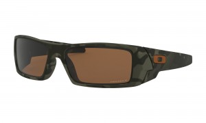 Okulary Oakley Gascan Matte Olive Camo Prizm Tungsten Polarized OO9014-51