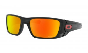 Okulary Oakley Fuel Cell Black Ink Prizm Ruby Polarized OO9096-K060