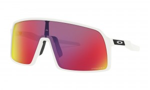 Okulary Oakley Sutro Matte White Prizm Road OO9406-06