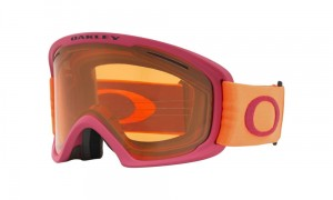 Gogle Oakley O Frame 2.0  XL Orange Brick Persimmon OO7045-33