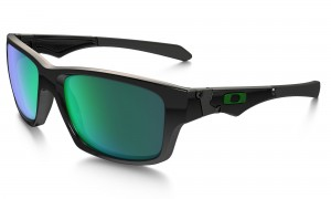 Okulary Oakley Jupiter Squared Polished Black/Jade Iridium OO9135-05