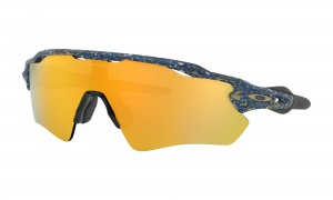 Okulary Oakley Radar EV Path Splatter Poseidon 24K Iridium OO9208-78