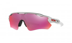Okulary Oakley Radar EV Path MLB Collection Silver Prizm Field OO9208-31