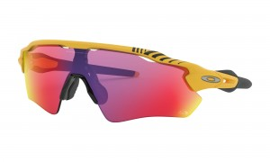 Okulary Oakley Radar EV Path Matte Yellow Tour de France Collection 2019 Prizm Road OO9208-7638