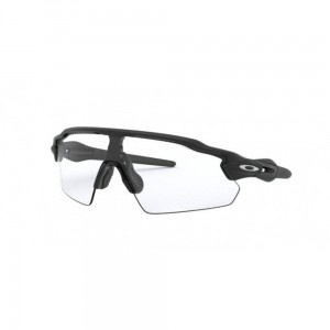 Okulary Oakley Radar EV Pitch Matte Black Clear Black Iridium Photochromic OO9211-20